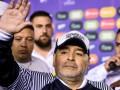 Марадона: Мое сердце с Наполи в матче с Барселоной