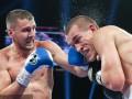 Украинец Гвоздик нокаутировал соперника, побывав в нокдауне