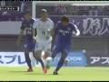 Король кегельбана. Классный дальний гол в Японии