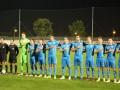 Сборная Украины U-18 победила сверстников из Турции