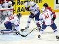 ЧМ по хоккею: Франция обыграла Швейцарию, Германия - Данию