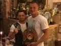 Украинец Глазков поможет Ваху в подготовке к бою с Поветкиным