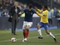 Возрождаются: Франция победила Бразилию