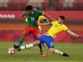 Бразилия обыграла Мексику и вышла в финал Олимпиады-2020