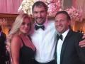 Экс-игрок сборной Украины побывал на свадьбе Овечкина в Москве