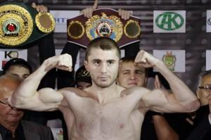 Заурбек Байсангуров защитил пояс чемпиона WBO