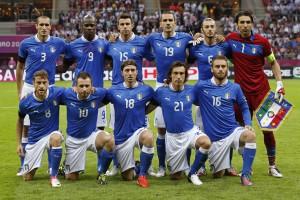 СуперМарио. Италия победила Германию в полуфинале Евро-2012