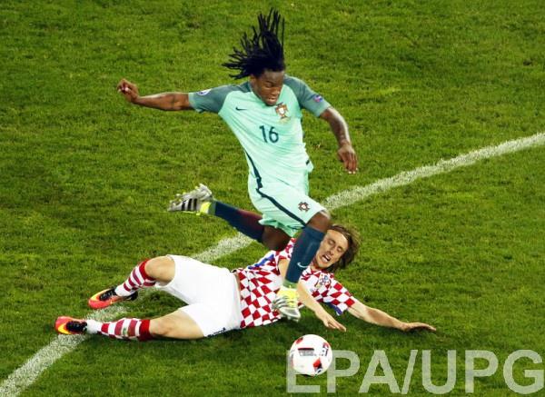 Саншеш стал лучшим игроком в матче с Хорватией