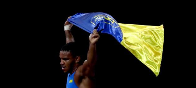 Беленюк выиграл золото чемпионата мира по греко-римской борьбе