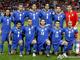 Чемпионы мира-2006 перед матчем с Чемпионами Европы-2004
