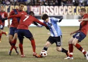 Месси заявил, что сборная Аргентины хотела бы играть как Барселона