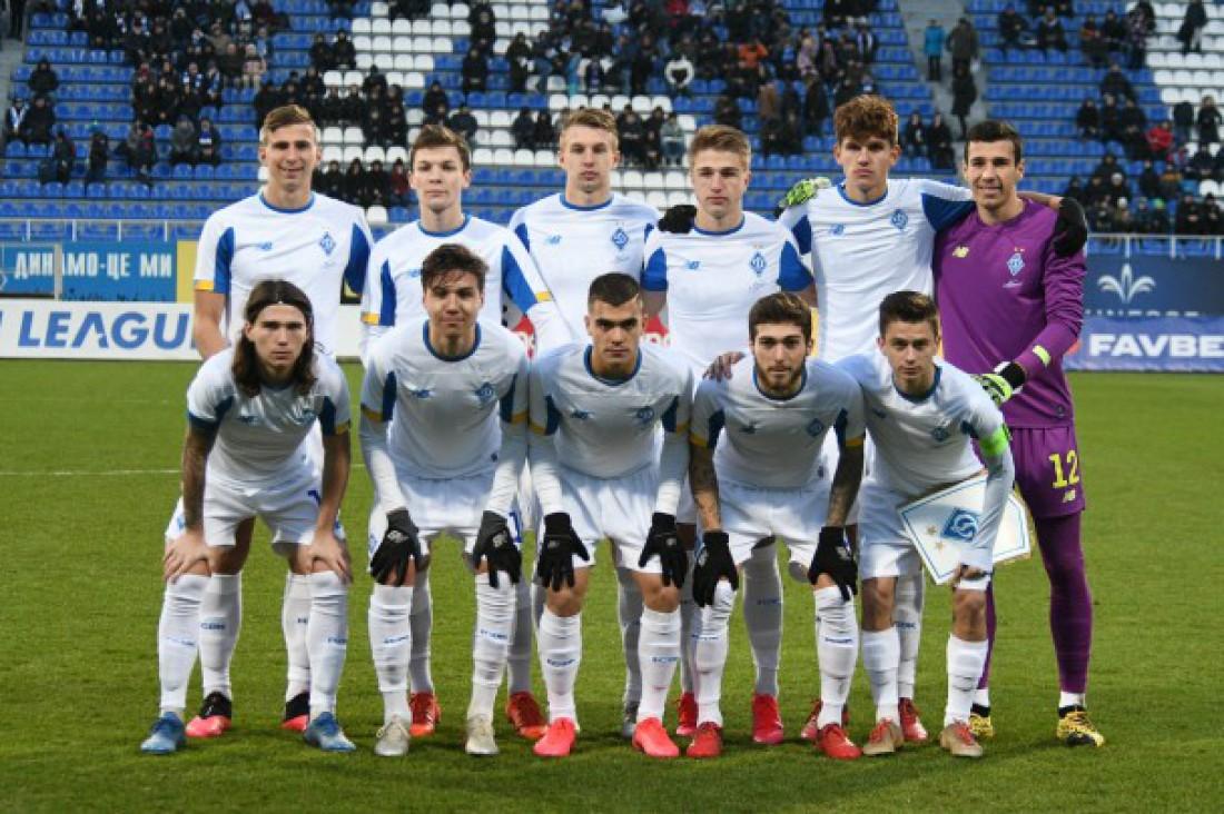 Динамо Киев U-19