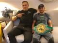 Ломаченко и Усик провели соревнование по рыбалке