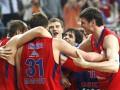 В главном матче Финала четырех сразятся ЦСКА и Олимпиакос