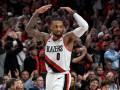 Потрясающий бросок Лилларда с центральной линии - среди лучших моментов дня в НБА