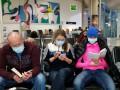 Украинские биатлонистки прилетели на чемпионат мира в масках