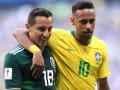 Игрок сборной Мексики потроллил Неймара после вылета Бразилии с ЧМ