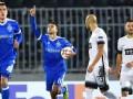 Динамо уверенно обыграло Партизан в заключительном туре Лиги Европы