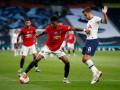 Тоттенхэм и Манчестер Юнайтед расписали мировую