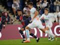 ПСЖ - Марсель 0:1 видео гола и обзор матча чемпионата Франции
