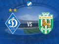 Динамо – Карпаты: видео онлайн трансляция матча УПЛ
