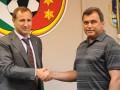 Ворскла подтвердила назначение Евтушенко на пост главного тренера