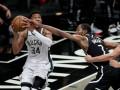 Плей-офф НБА: Милуоки обыграл Бруклин и вышел в финал конференции