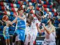 Сборная Украины проиграла Франции в 1/8 финала Евробаскета