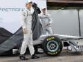 Команда Mercedes представила болид 2011-го года