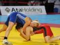Вольная борьба: Украинка легко выходит в четвертьфинал Олимпиады