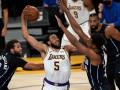 НБА: Лейкерс обыграли Орландо, Денвер разгромил Атланту