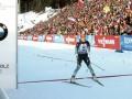 Биатлон: Непогода не позволила украинкам завоевать медаль ЧЕ в индивидуальной гонке