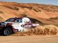 Нассер Аль-Аттия выиграл второй этап Кубка мира по ралли-рейдам