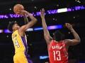 НБА: Оклахома разгромила Юта, Хьюстон уступил Лейкерс