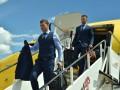 Сборная Украины прибыла в Лион