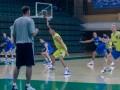 Баскетбол: Сборная Украины упускает победу в спарринге с Грузией