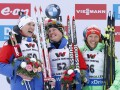 Биатлон: Украина осталась без медали в индивидуальной гонке ЧМ у женщин