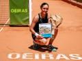 Калинина выиграла первый чемпионский титул за два года