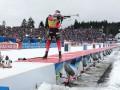Биатлон: Бе стал триумфатором масс-старта, украинцы допустили промахи и провалили гонку