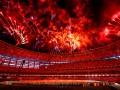Яркие кадры церемонии открытия Европейских игр