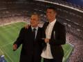 Президент Реала встретился с Роналду в Турине