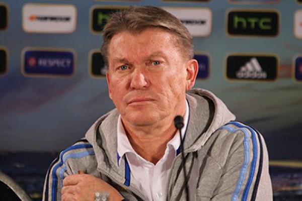 Олег Блохин не узнал некоторых своих игроков