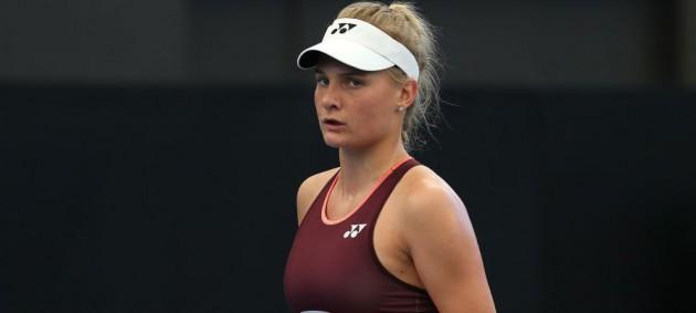 Ястремская в двух сетах обыграла чемпионку Australia Open на турнире в Дохе