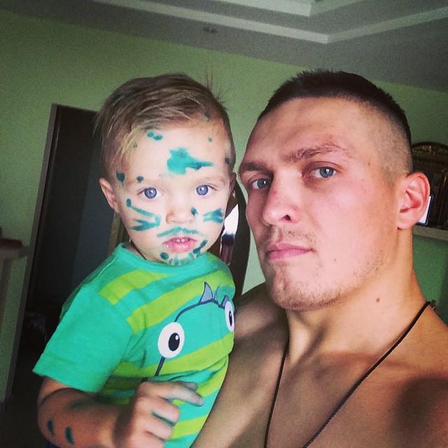 Александр Усик: Начало большого пути