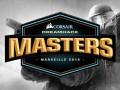DreamHack Masters 2018: сетка турнира