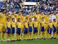 Украина сыграет товарищеские матчи с Чили и Германией