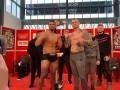 Украинец Руденко перевесил своего соперника перед боем за титул чемпиона Европы