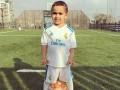 Матан Шаулов – трехлетний ребенок, который затмит своей игрой Роналду