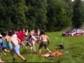 В Польше во время гонки авто вылетело в толпу болельщиков