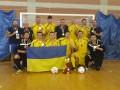 Украина выиграла чемпионат мира по футзалу среди игроков с дефектами зрения